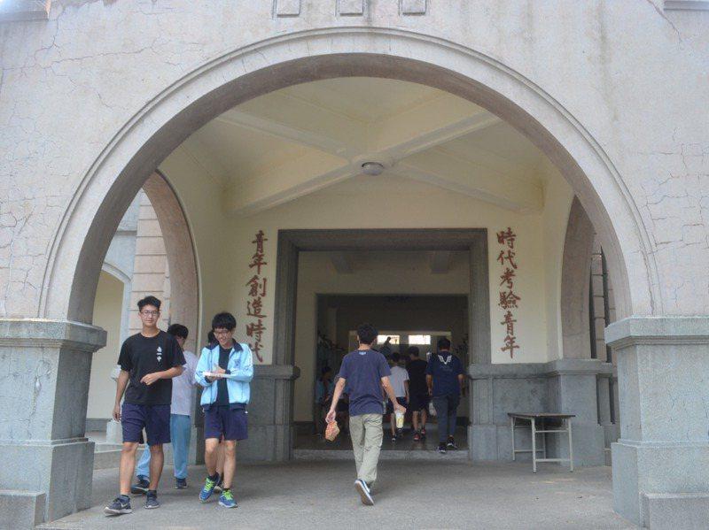 台南一中今年沒人上台大醫科,引發網路熱議。圖/聯合報系資料照片