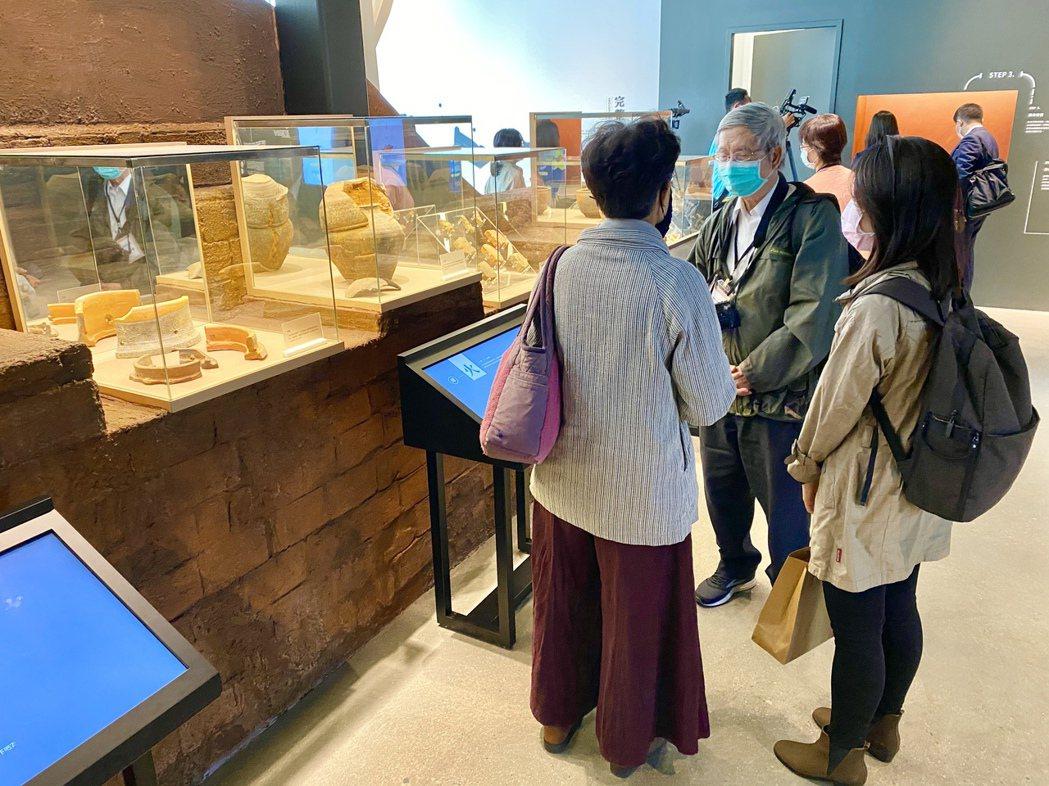 友達西大墩窯文化館重現台灣先民的生活智慧,也打造傳承文化歷史的場域。記者宋健生/...