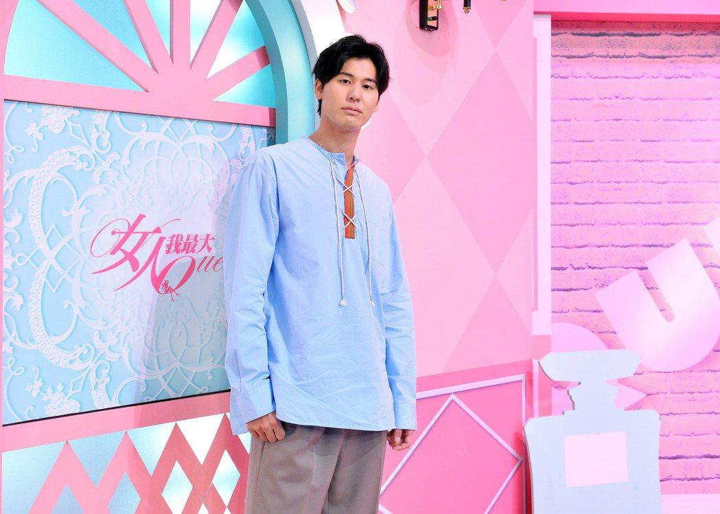 風田打算盡快回日本探望家人。圖/TVBS提供