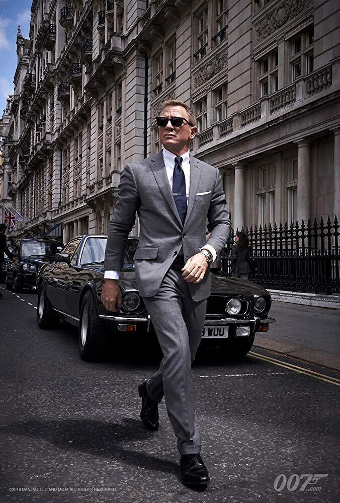 丹尼爾克雷格最後一次扮演詹姆斯龐德的力作「007生死交戰」,檔期已經整整延遲一年...