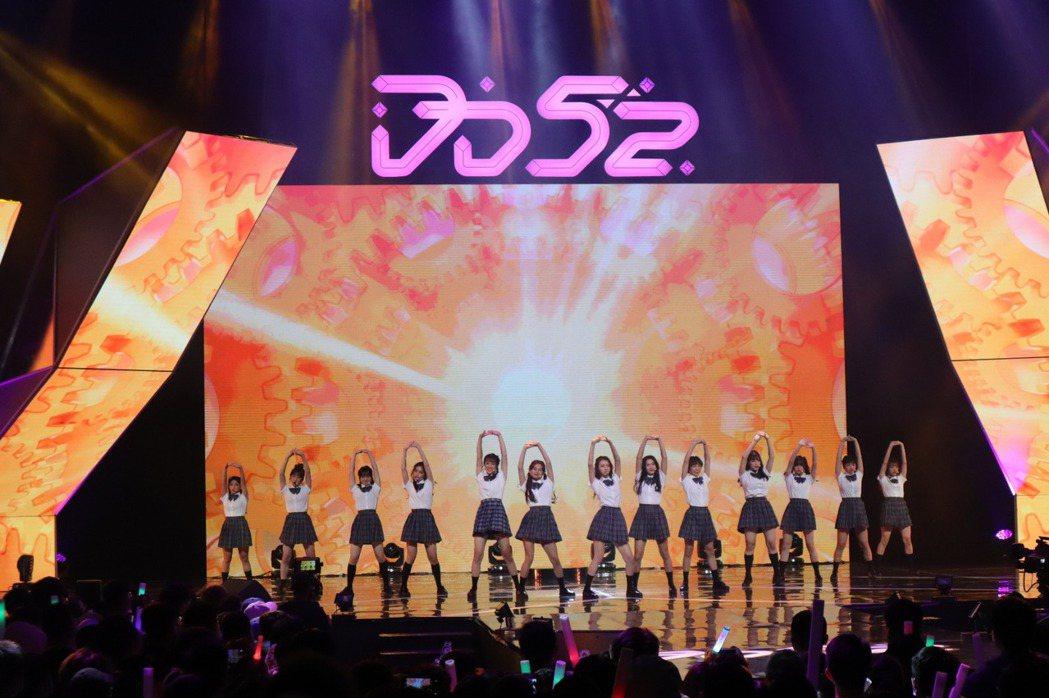 「粉紅梅花」部分成員獲得正式出道機會。圖/野火娛樂提供