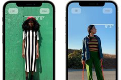 尺可以丟了!iPhone 12 Pro隱藏版功能幫你量身高