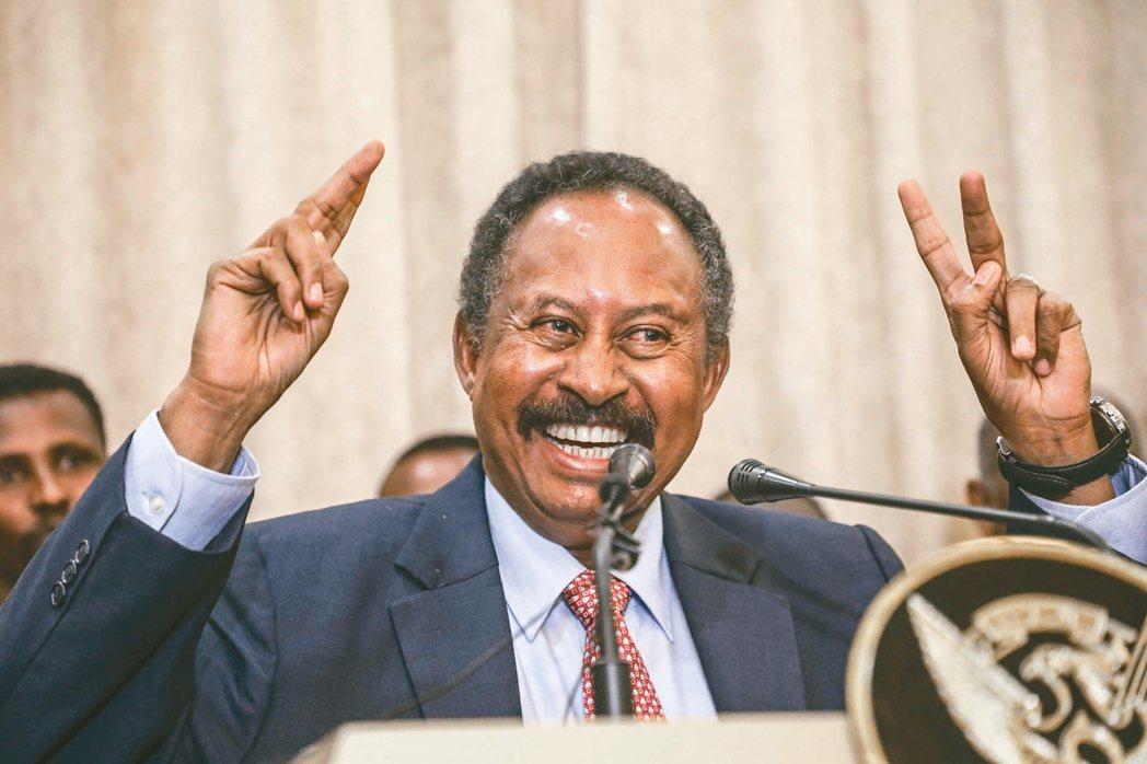 蘇丹同意與以色列建交 川普居中斡旋有成