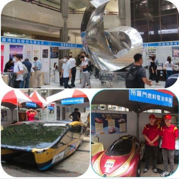 「模具工程系」50周年慶,現場展示系友企業的產品及技術,建置系友交流平台,其中更...