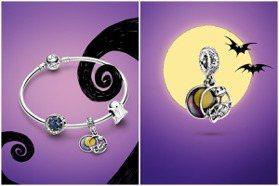 迎萬聖節!Disney x Pandora聖誕夜驚魂傑克來了!