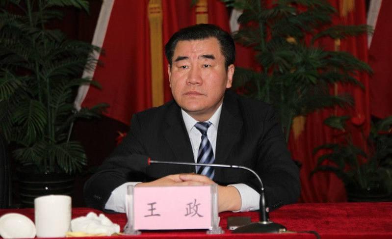 寧夏回族自治區政協前常委、人口資源環境委員會前副主任委員王政。(取自微博)