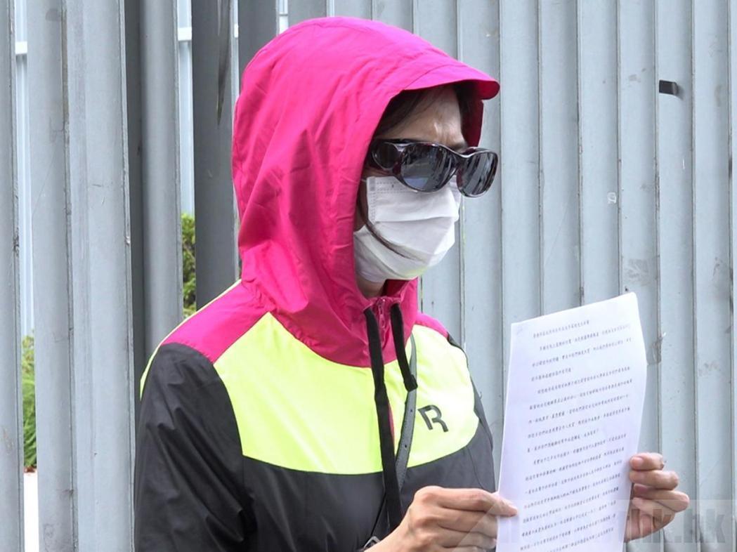陳同佳案死者潘曉穎母親的中間人表示,仍未收到港警方回覆確實(確認)兩點要求,今天...