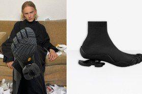怪誕有型五趾鞋 BALENCIAGA秋冬話題新品限量發售中