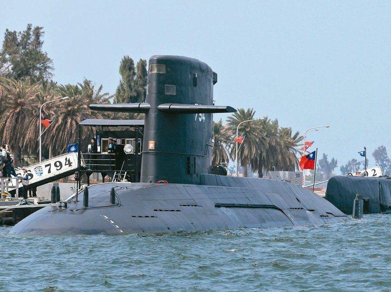 負責潛艦國造的台船再增資案,終於獲行政院同意。圖/聯合報系資料照片
