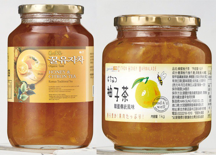 SOGO忠孝館Fresh Mart,韓國柚子蜜茶每瓶原價450元,特價399元,...