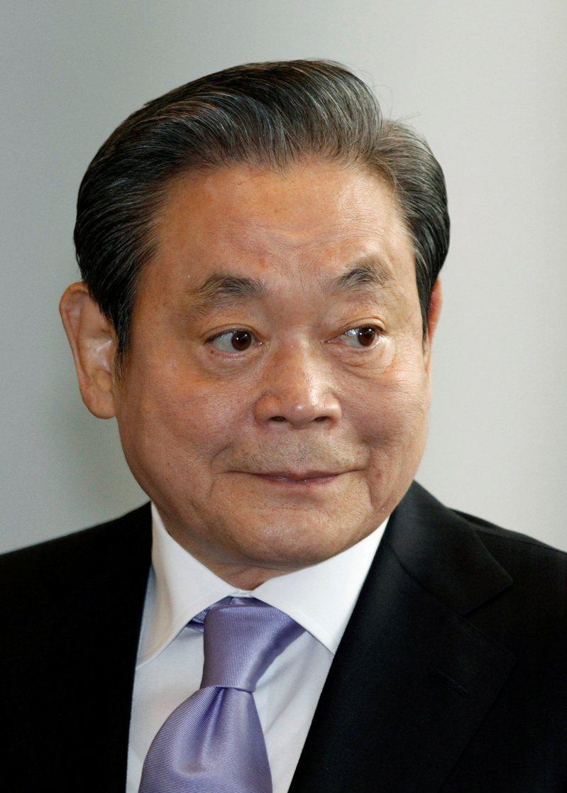 三星電子會長李健熙辭世後,李在鎔將面臨諸多棘手的接班挑戰。圖/路透