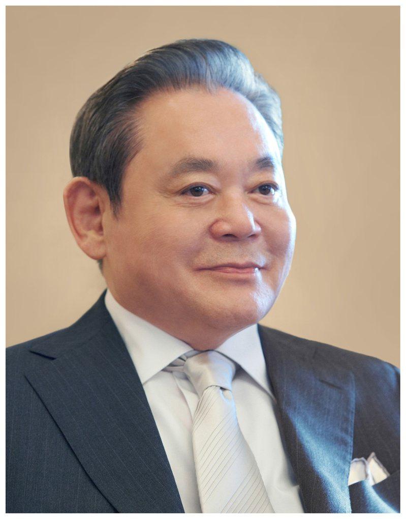 三星集團會長李健熙25日去世。(路透)