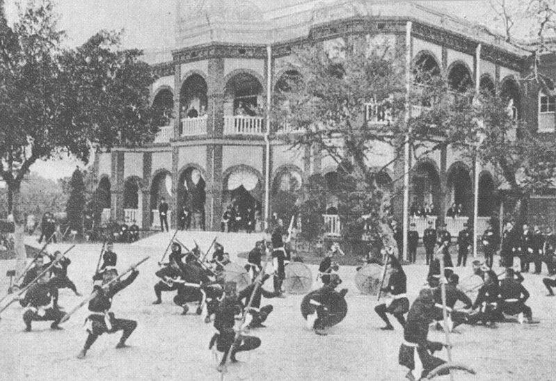 日本皇族外出時的「御泊所」,至1941年為止,有近二十位日本皇族曾到訪停留,比做...