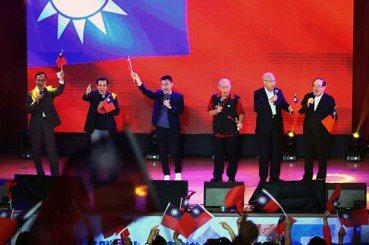 中共高調扭曲台灣光復節,國民黨卻無法掙脫「一中泥淖」