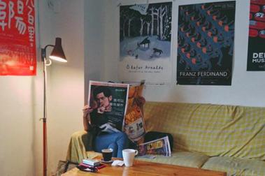 這些年台大溫州社區內一些新興咖啡店,如雨後春筍般的出現,「Picnic」野餐咖啡、「Pikapika」喜鵲咖啡,都是學生們喜歡聚集唸書、做報告的溫馨咖啡館。 圖/聯合報系資料庫