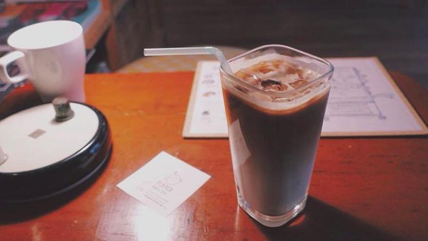 溫州街巷弄內的Pica Pica Café喜鵲咖啡深受學生喜愛。 圖/聯合報系資...