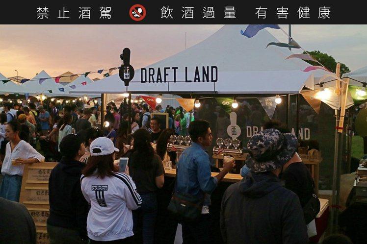 Draft Land創辦人鄒斯傑熱情邀請大家11月7日一起來500趴放鬆飲酒、自...