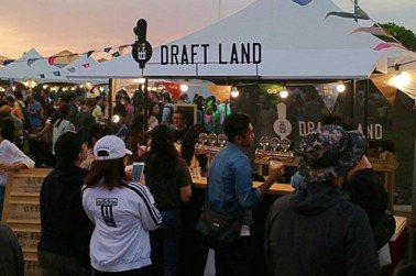 500趴才喝得到!Draft Land專屬派對感特調,掀起自在飲酒新浪潮