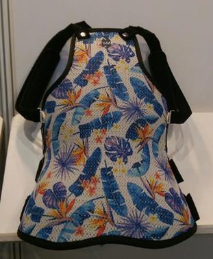 Lite SUPPORT-樂塑美姿系列-美型背架。 紡拓會/提供