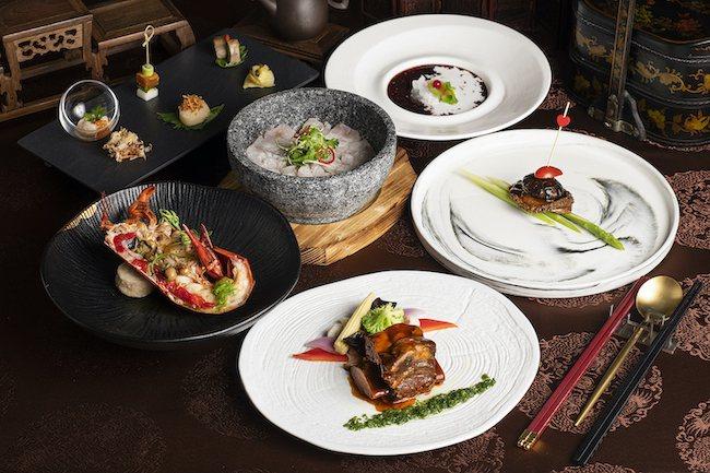 典藏海陸套餐。 業者/提供