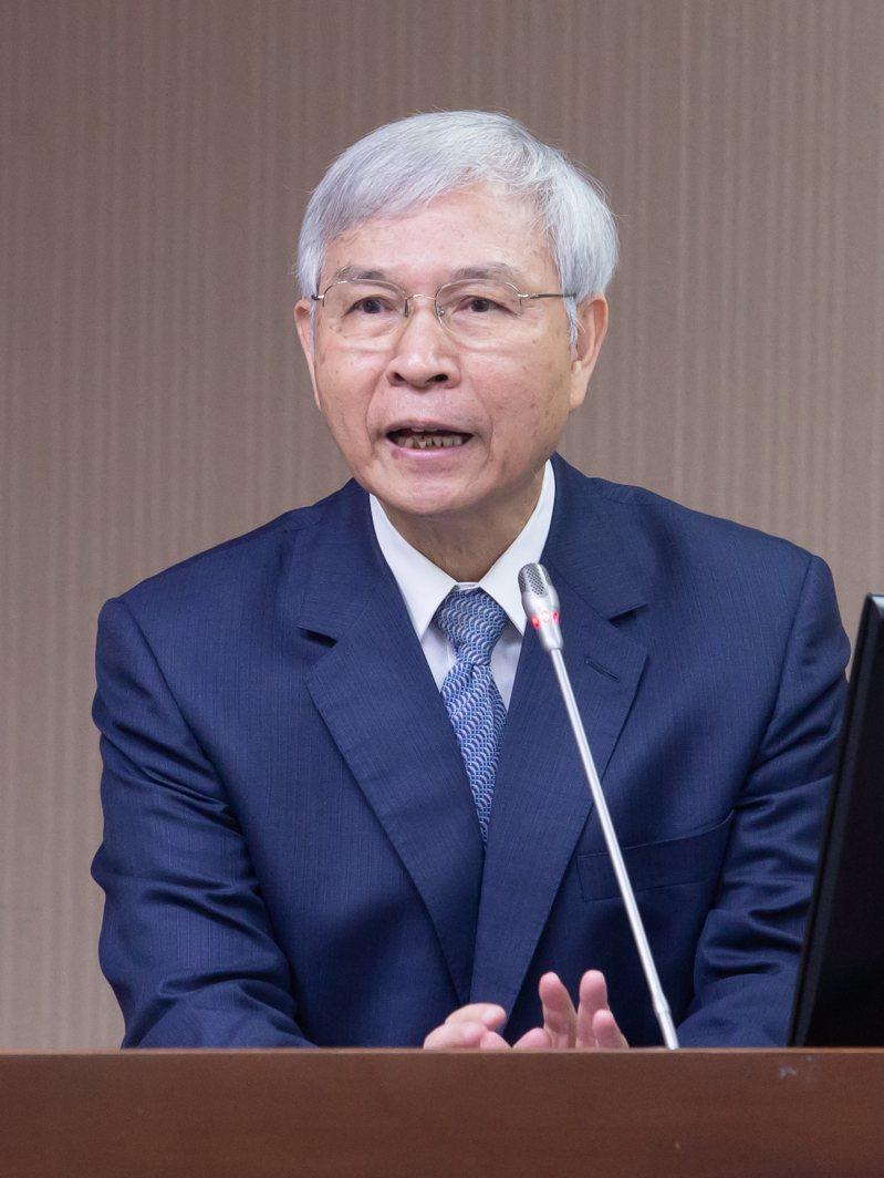 央行總裁楊金龍表示,目前正處紓困振興時期,並非打房的適當時機。聯合報系記者季相儒/攝影