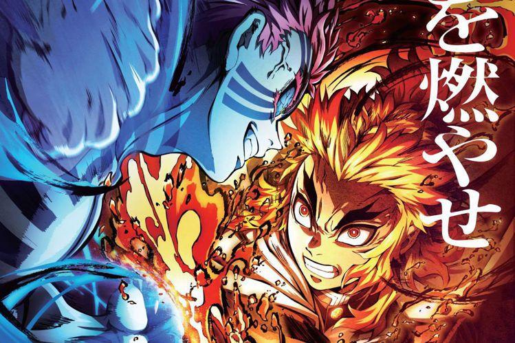日本10月16日上映超人氣漫畫「鬼滅之刃」改編的動畫電影「鬼滅之刃劇場版無限列車篇」,上映10天票房達107億日圓,改寫「神隱少女」創下的最快突破百億票房紀錄。日本讀賣新聞報導,發行商東寶與Anip...