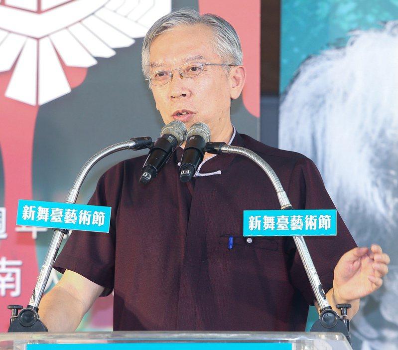 新任國立台灣美術館長梁永斐。聯合報系記者程宜華/攝影