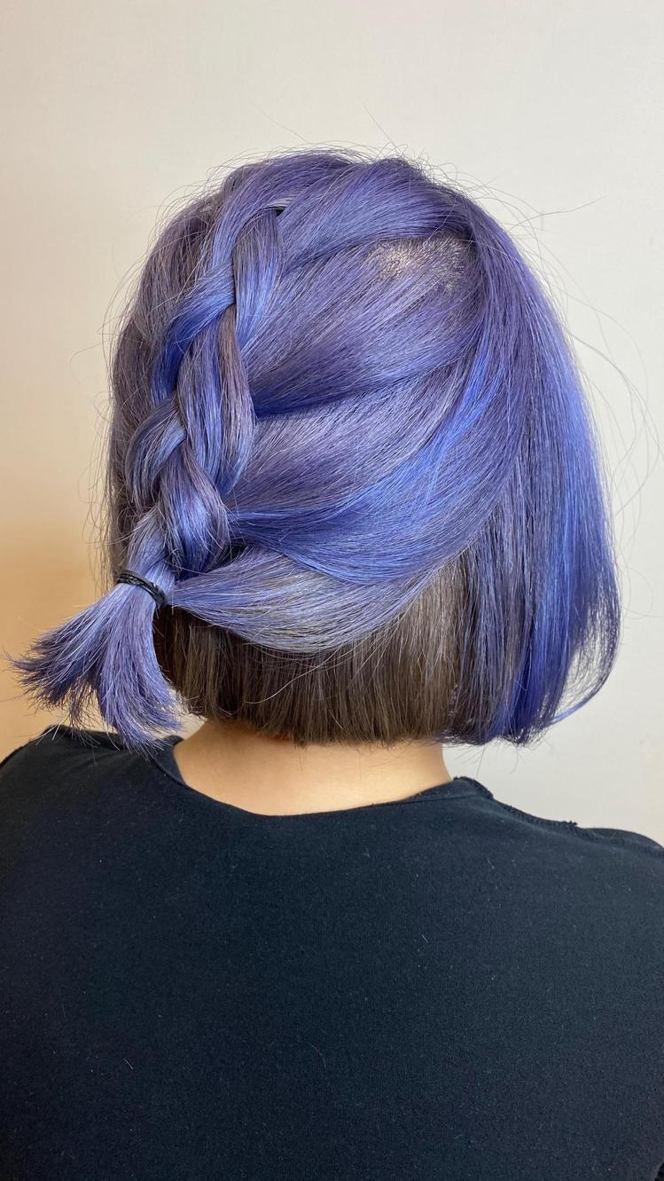 髮型創作/小林髮廊小惠店 / 小林髮廊小惠店,圖/StyleMap美配提供