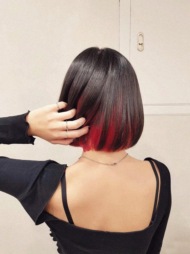 髮型創作/friends 融入生活的好髮型 / A-sa,圖/StyleMap美...