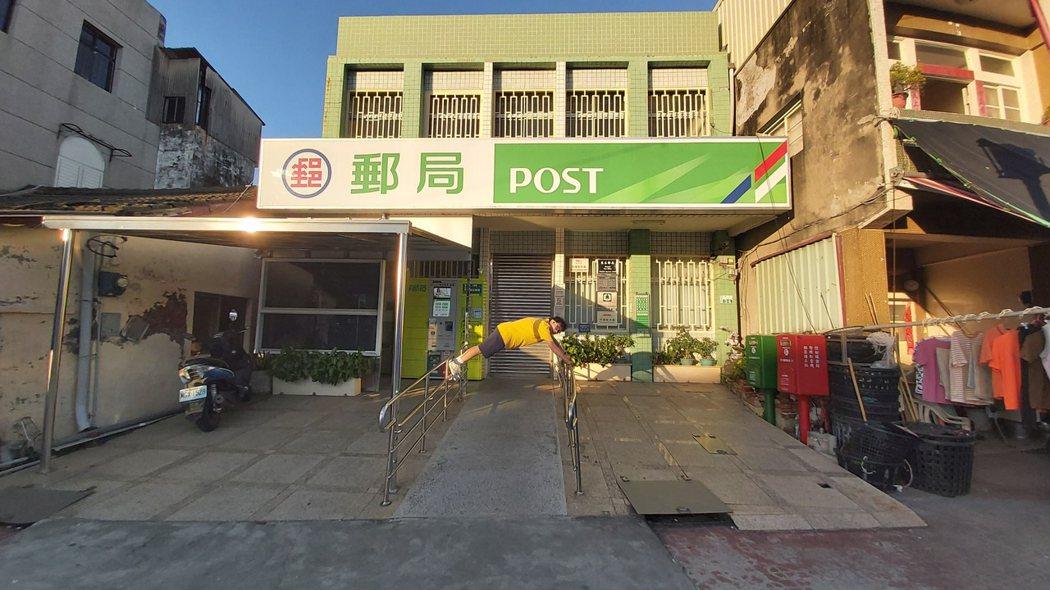 東石郵局一日遊@吳又
