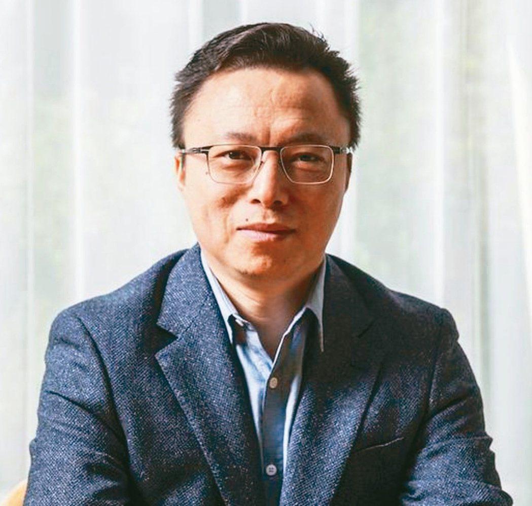 螞蟻集團董事長井賢棟     本報系資料庫