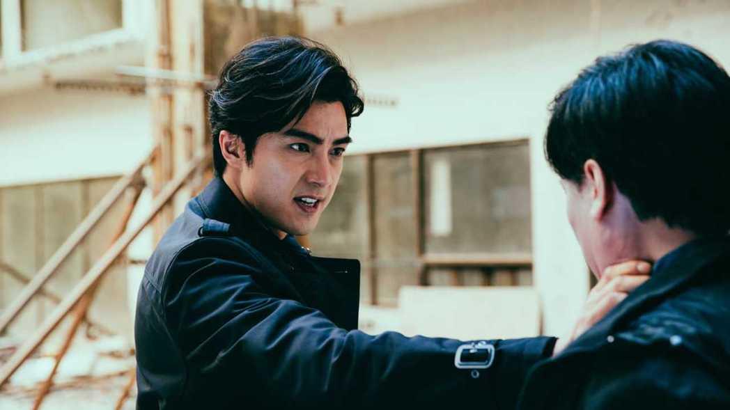 賀軍翔飾演的鍾馗被讚「帥翻了」。圖/台視提供