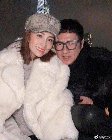 單立文與胡蓓蔚結婚12年未生子。圖/摘自微博
