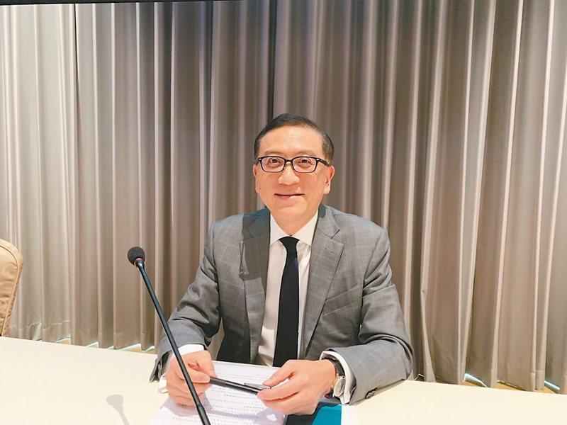 中信金控總經理吳一揆(本報系資料庫)