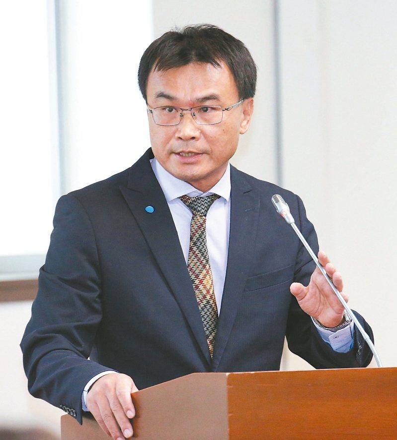 農委會主委陳吉仲。聯合報系資料照片/記者黃義書攝影