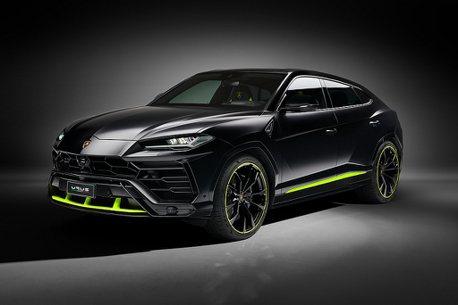 總價1,588萬!Lamborghini Urus臻選訂製系列抵台亮相