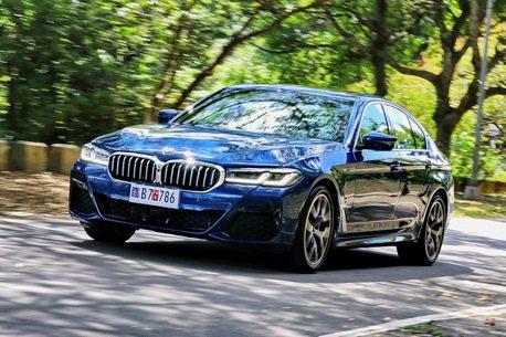 均衡舒適科技化的總和 BMW 530i M Sport首發版試駕