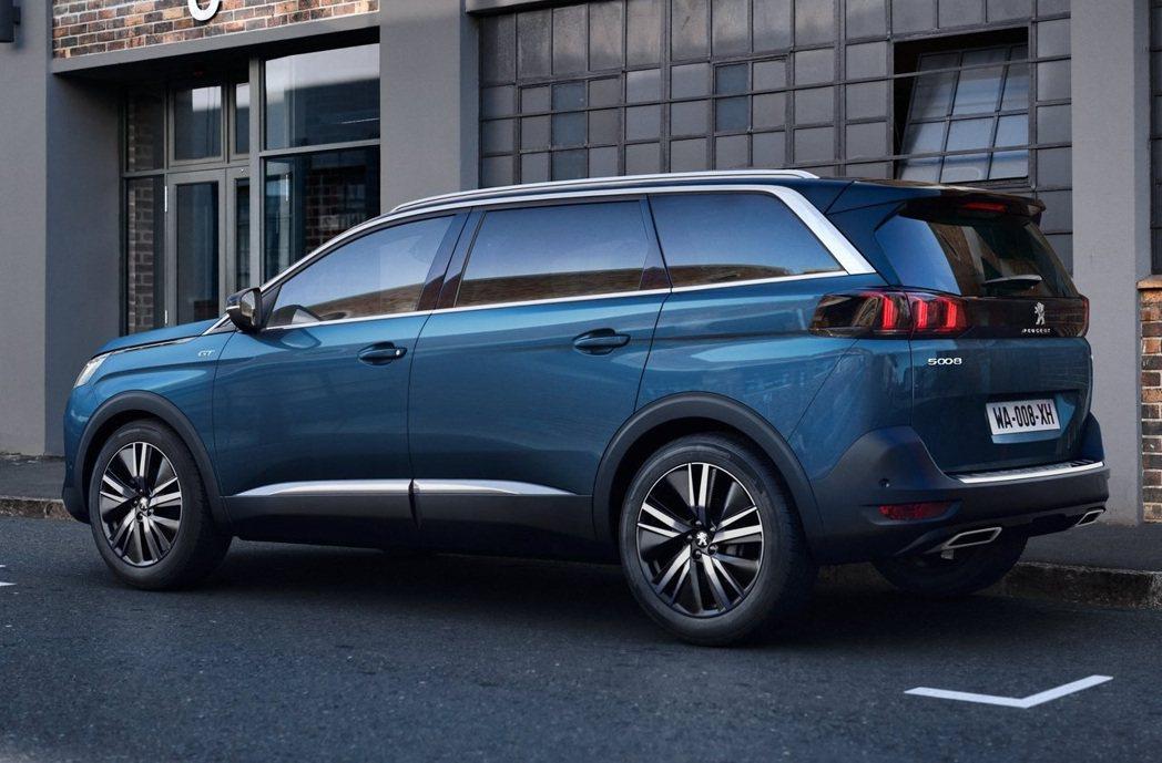 但Peugeot 和Renault等法國本土品牌最暢銷的SUV重量皆不到1800...