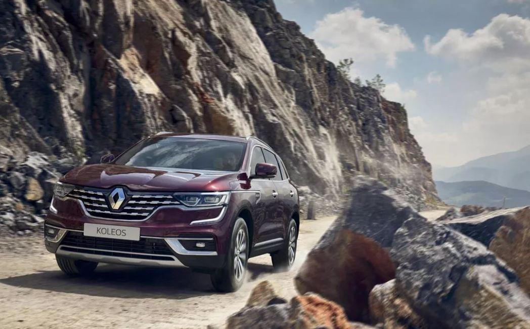 SUV先天車格上車重就會比一般同級轎車來的重。 圖/Renault提供