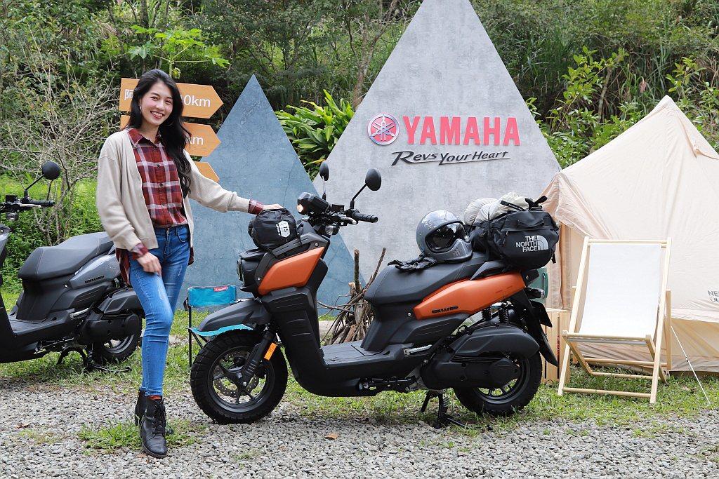 大改款Yamaha BW'S擁有性能高、馬力強等特性,可以同時滿足機動與機載,讓...