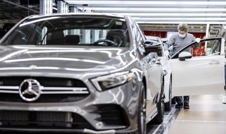 逐漸甩開疫情影響 Mercedes-Benz第三季全球銷售突破60萬輛!