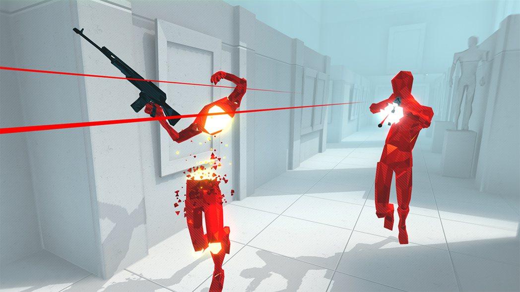 《Super Hot》對於子彈時間,其實有著更特殊的詮釋,值得玩家嘗試
