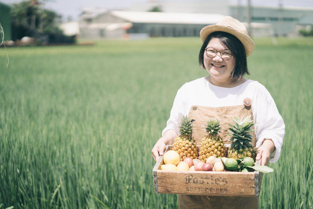果醬女王柯亞將與嵜本 SAKImoto Bakery共同推出玉荷包果醬和高級生吐...