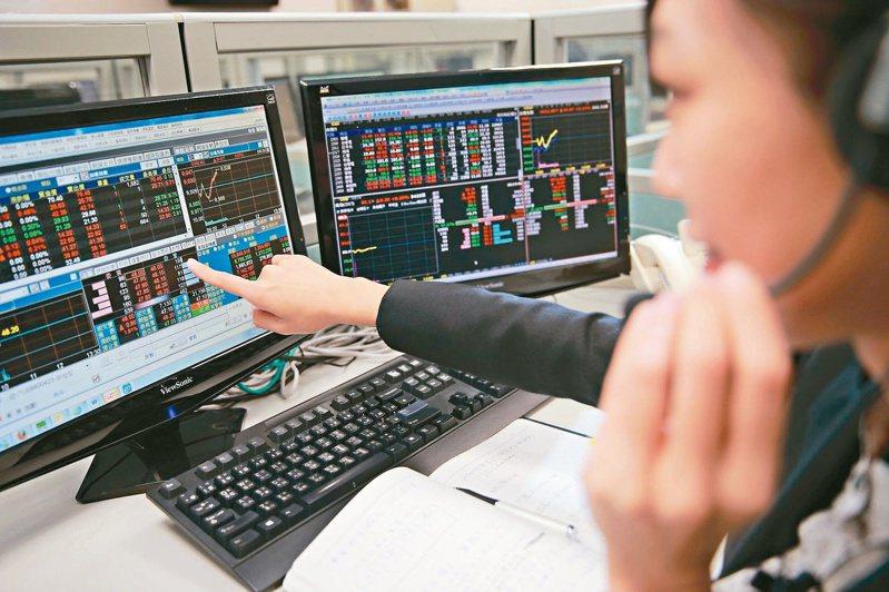 股價走強的「當沖強勢股」成為投資人追捧的新焦點。圖為示意圖。報系資料庫照