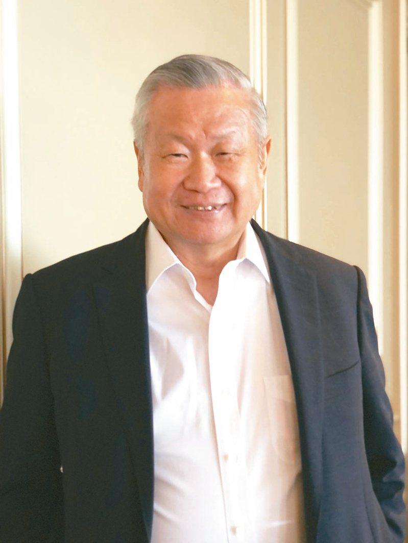 旺宏董事長吳敏求。記者簡永祥攝影/報系資料照
