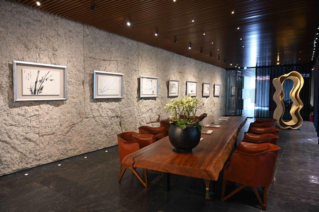 藝文特區新地標 珍藏豪邸成企業家最愛私藏美術館。 業者/提供