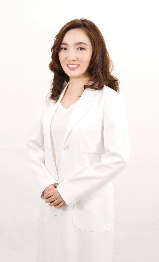 「安納爵」創辦人並營養師簡蕙琦。