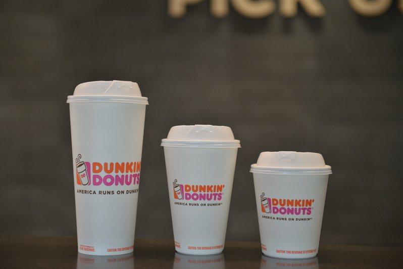 美國知名連鎖甜甜圈咖啡店Dunkin' Donuts昨天證實,已與私募基金公司Inspire Brands進行收購協商,討論讓公司私有化。圖/取自「Dunkin' Donuts」網站