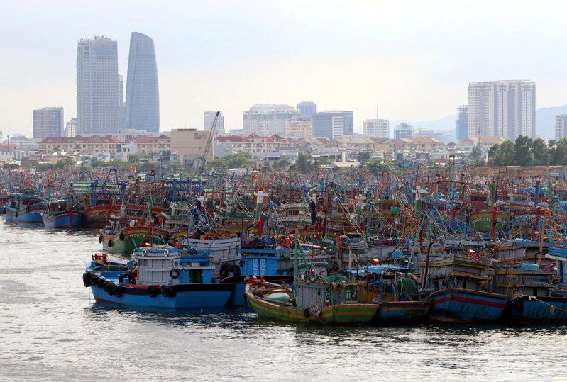 因為吸引到蘋果組裝夥伴在內的製造業者前來設廠,越南北江省享有遠高於越南全國的經濟成長率。圖為越南峴港(非北江省)。路透
