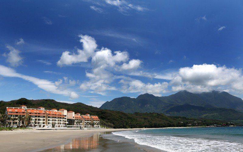 爭議13年的台東美麗灣渡假村開發案仲裁結果日前出爐,裁定台東縣府以6.29億元買回建物。本報資料照片